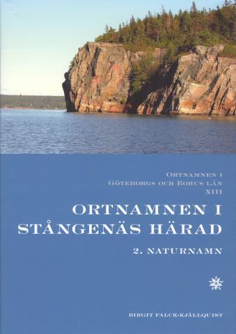 Omslagets foto visar Jungfrun, som betecknar siluetten av en kvinnokropp på ett berg på Stora Bornö. Sannolikt har siluetten använts som naturligt landmärke vid navigation.